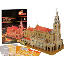 3D Puzzle Bazilika vo Fatime