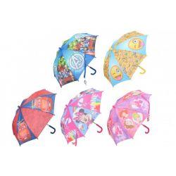 Dáždnik Disney - 55cm, 5 motivov