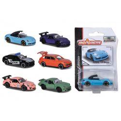 Autíčko Porsche - 6 modelov