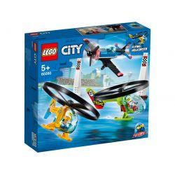LEGO city Preteky vo vzduchu