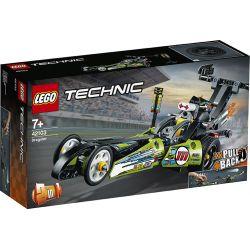 LEGO technik 42103 - Dragster