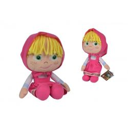 Máša a medved - textilná bábika