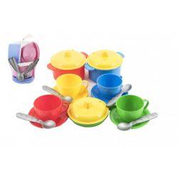 Detský kuchynský riad - plastový