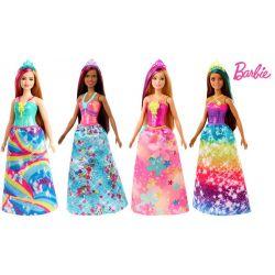 Mattel Barbie Kúzelná princezná