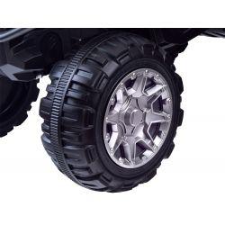 Joko elektrická štvorkolka Raptor penové kolesá odpružená