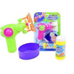 Bublifuk- Pištoľ na bubliny
