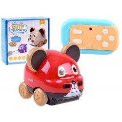 Utekajúca interaktívna myš