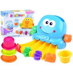 Šmykľavka chobotnica – hračka do vody