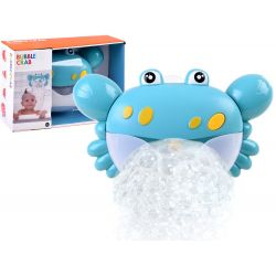 Bublinkový krab do kúpeľa, modrý