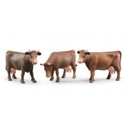 Bruder Figúrka krava hnedá