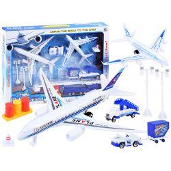 Letisko – lietadlá, autá