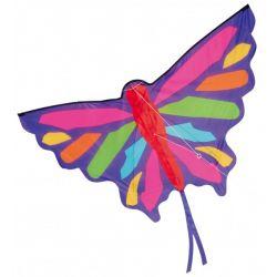 Veľký šarkan Motýľ: 130 x 74 cm
