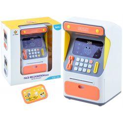 Bezpečná pokladnička Bankomat