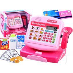 Elektronická detská pokladňa