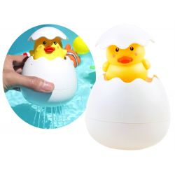 Vajíčko s kuriatkom – hračka do vody