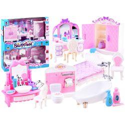 Nábytok do domčeku pre bábiky