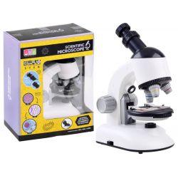 Detský mikroskop + príslušenstvo