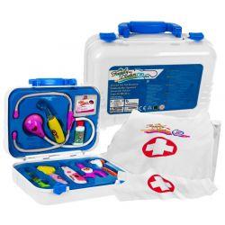 Detský lekársky kufrík + plášť