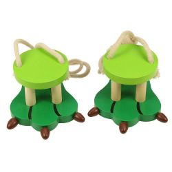 Bigjigs Toys Krokodílie nohy