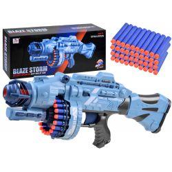 Pištoľ Blaster na penovénáboje + náboje