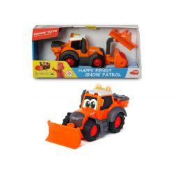 Traktor Happy Fendt, Snow Patrol