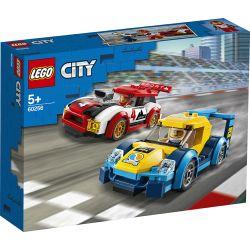 LEGO city Pretekárske autá
