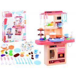 Detská kuchynka so zvukom a svetlom