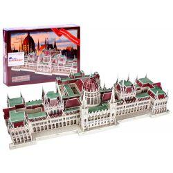 3D Puzzle Országház - budova maďarského parlamentu, 237 dielov