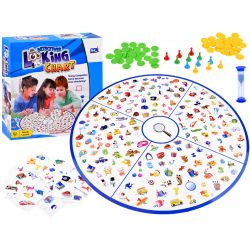 Rodinná hra – Nájdi pár
