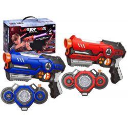 Laserový paintball – pištole na laser