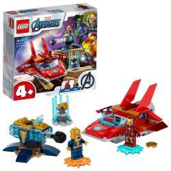 Lego Avengers: Iron Man vs. Thanos