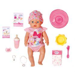 BABY born - dievčatko s kúzelným cumlíkom