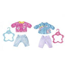 BABY born - Bunda a kalhoty, 2 druhy, 43cm