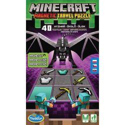 Minecraft magnetická cestovná hra