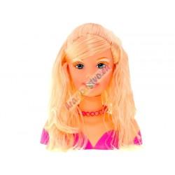 Česacia hlava blond