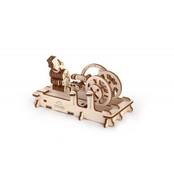 UGEARS – pohyblivé drevené 3D puzzle, Motor