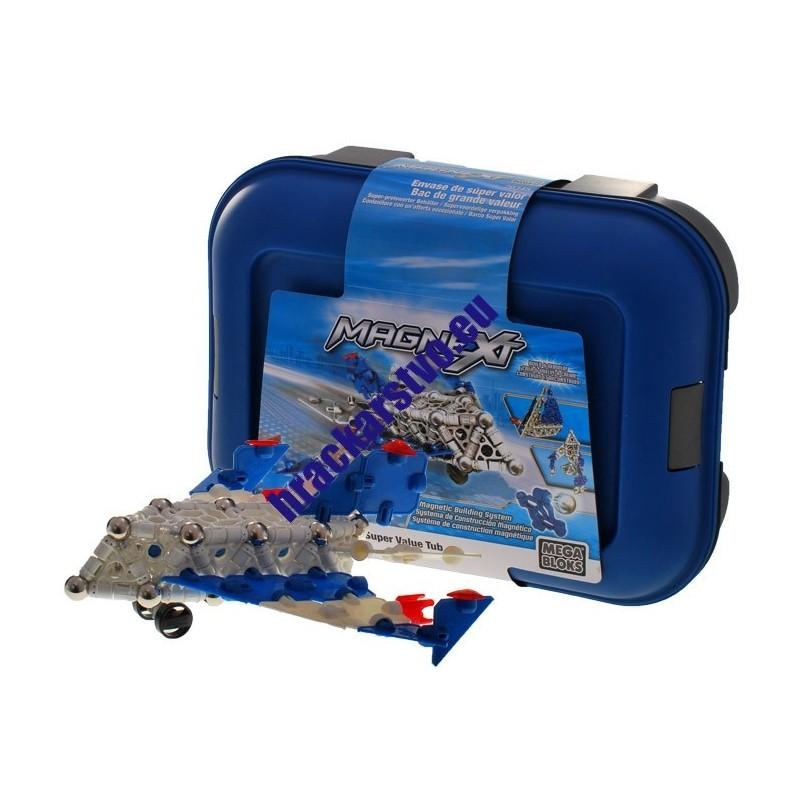 Magnetická skladačka - lietadlo, 138ks