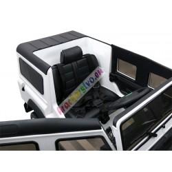 ELCARS elektrické autičko, licencia Land Rover DEFENDER, otváracie dvere