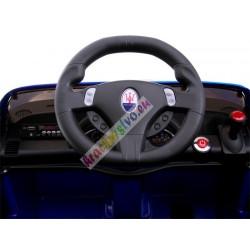 ELCARS elektricke autičko, Maseratti, licencia, EVA kolesa, otvaracie dvere
