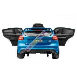 ELCARS elektrické autíčko FORD FOCUS, licencia, plynulý štart, EVA kolesá, lakované