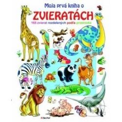 Prvá kniha o zvieratkách/ leporelo