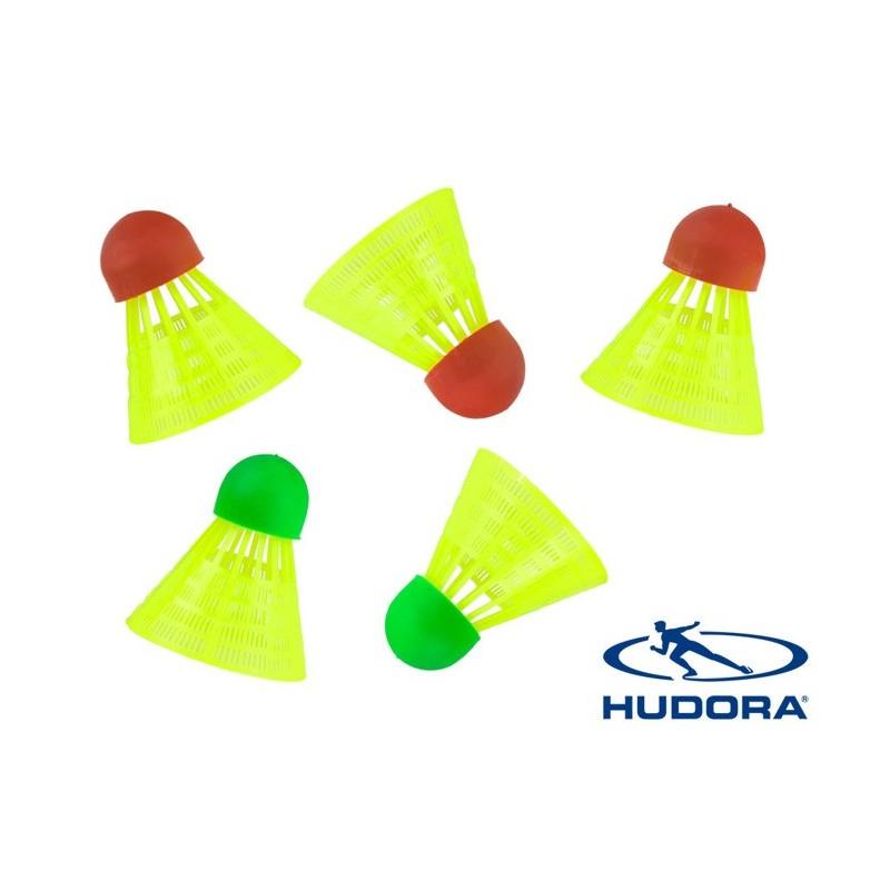 Hudora Badmintonové košíky 5v1