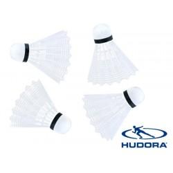 Hudora Badmintonové košíky 4v1, korková hlavička