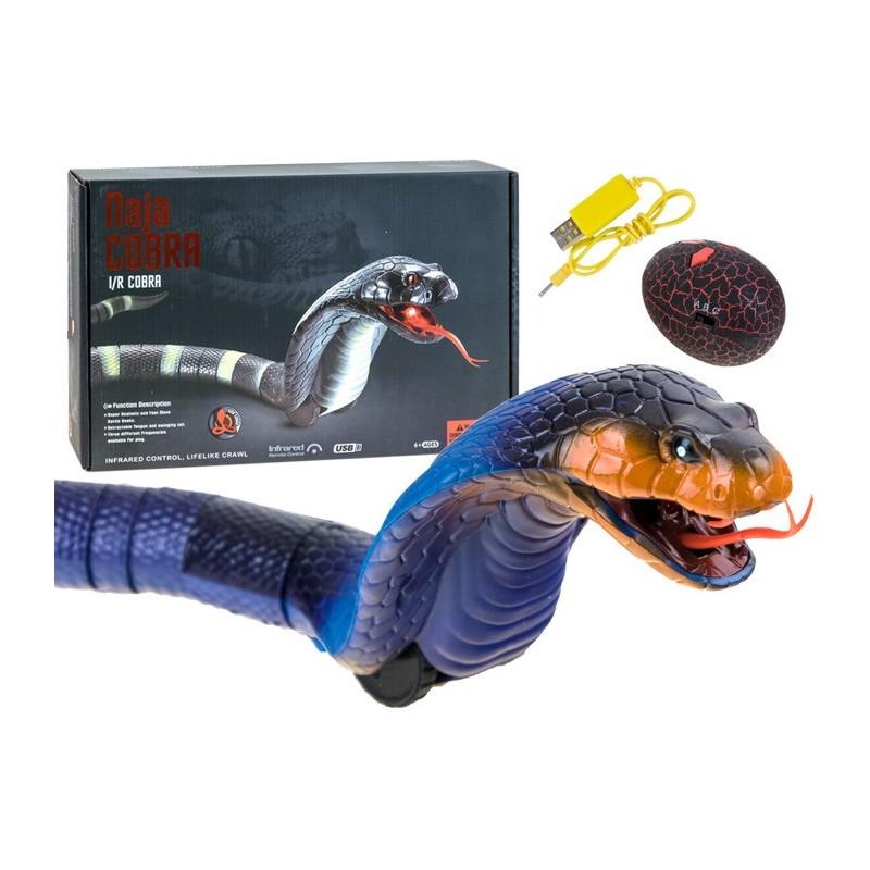 Kobra na diaľkové ovládanie, 2 farby