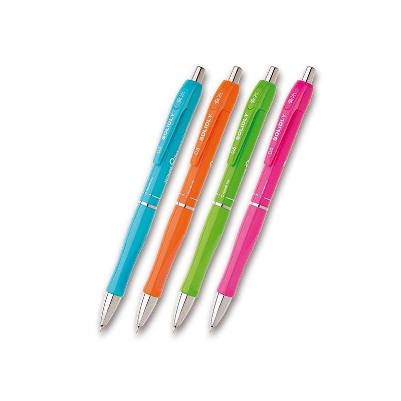 Pero guľôčkové Solidly NEON