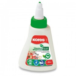 Lepidlo KORES, ECO Universal glue, 60 ml