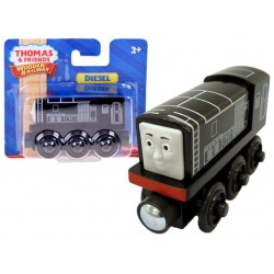Fisher Price: Thomas & Friends, Drevená lokomotíva Diesel