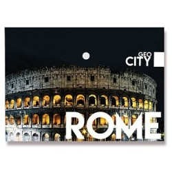 Spisový obal s cvokom, A4, Rím