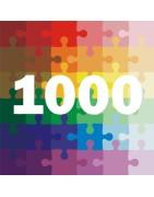 Puzzle 1000 Dielikov