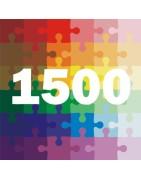 Puzzle 1500 Dielikov